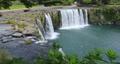 夏の原尻の滝(音声有り・4K) 55920227