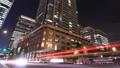東京丸之內時間間隔麵包市中心的夜視圖 55920248