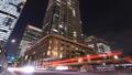 市區東京丸之內時間間隔修復的夜視圖 55920251
