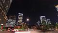 市區東京丸之內時間間隔修復的夜視圖 55920272