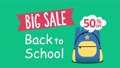 Animation Back To School big sale. 56218617