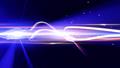 横切る光 タイトルエフェクト等 スクリーン合成用RGB255使用 青系少し赤、オレンジ 56401915