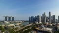 [Time Lapse] Singapore Skyscrapers / Magic Hour Time Lapse 56579194