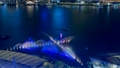 [Time Lapse] Marina Bay night view and laser show 56610616