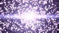 爆発と桜/市松模様背景 56616832