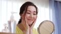 女性 保湿 肌ケアの動画 56672435