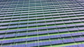solar panels shot by drone 56708209