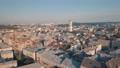 Aerial City Lviv, Ukraine. European City. Popular areas of the city. Town Hall 56715898