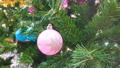 colorful ornaments decorate on a Christmas tree 56736152