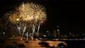 real fireworks festival in the sky for celebration 56736153