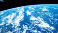 Planet Earth seen from the ISS. Space exploration of planet Earth at night. Elements of this video 56743399