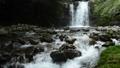中園川の流れと坂口の滝 56836399