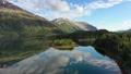 Aerial footage Beautiful Nature Norway 56880097