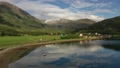 Aerial footage Beautiful Nature Norway 56880105