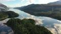 Aerial footage Beautiful Nature Norway 56880110