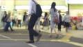 通勤图象人群人群通勤到学校许多男人妇女新宿站的车站 56946509