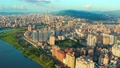 Aerial View Of Taipei Taiwan 56954319