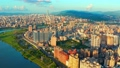 Aerial View Of Taipei Taiwan 56954322
