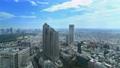 東京ランドスケイプ 新宿高層ビル街 明治神宮 タイムラプス フィックス 57046448
