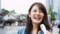 街頭インタビュー 東京 原宿 20代女性 57128612