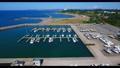 4K遊艇港口航拍視頻 57155856