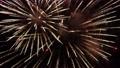 Fireworks taken on a summer night, close-up 57214696