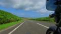 北海道の高原をサイドカーでドライブ 57249656