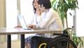 Wheelchair business meeting 57287233