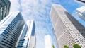東京 新宿 2軸回転撮影 タイムラプス 2019 4K 超高層ビル群を見上げる 57593228