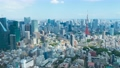 東京 空撮風タイムラプス 4k SPT.2019年 57687433