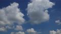 タイムラプス青空と雲の流れ permingM4K190910映像素材 57732866