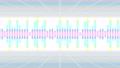 소리 음파 이퀄라이저 음향 무지개 다채로운 파스텔 루프 57773818