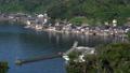 京都府 伊根の舟屋 道の駅舟屋の里伊根からの眺め 58017461