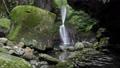 栃木県矢板市 おしらじの滝 (8月) フィックス 58020922
