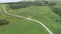 Soya Hill White Road Drone Aerial View 18 58047242