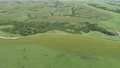 Soya Hill White Road Drone Aerial View 13 58047254