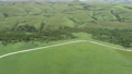 Soya Hill White Road Drone Aerial View 11 58047256