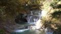 秋の西沢渓谷・七ツ釜五段の滝(スローモーション) 58104810