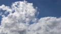 白い積乱雲と青空(タイムラプス) 58137634