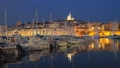 Marseille Old Port in the night. Marseille, France 58481732