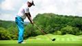 ゴルフ ドライバーショット 58552018