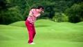 ゴルフ アイアンショット 58552019