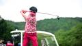 ゴルフ ドライバーショット 58552024