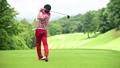 ゴルフ ドライバーショット 58552025
