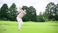 ゴルフ アイアンショット 58552026