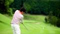 ゴルフ ドライバーショット 58552027