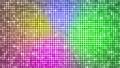 빛 무지개 빛 도트 입자 루프 애니메이션 58696643