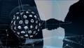 VR 5G AI 人工知能 フィンテック Fintech MaaS ICT ブロックチェーン 3D 58973881