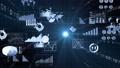VR 5G AI 人工知能 フィンテック Fintech MaaS ICT ブロックチェーン 3D 59191327