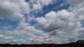タイムラプス青空と雲の流れ perming4K191104013映像素材 59215627